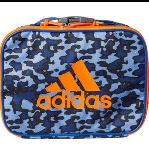 """adidas Foundation Lunch Bag SIZE 8x10x3"""" NWT"""
